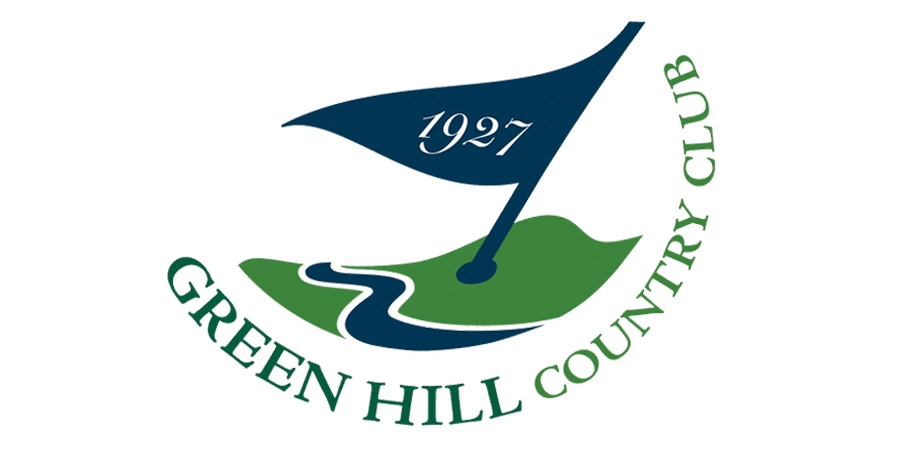 green hill country club logo