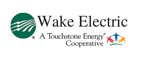 wake electric logo