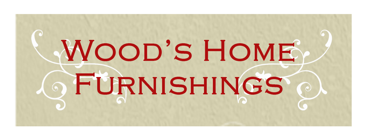 woods home furnishings logo